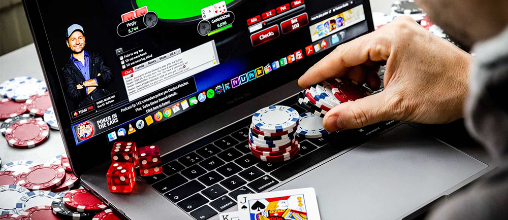 Chip Poker Online di Pc