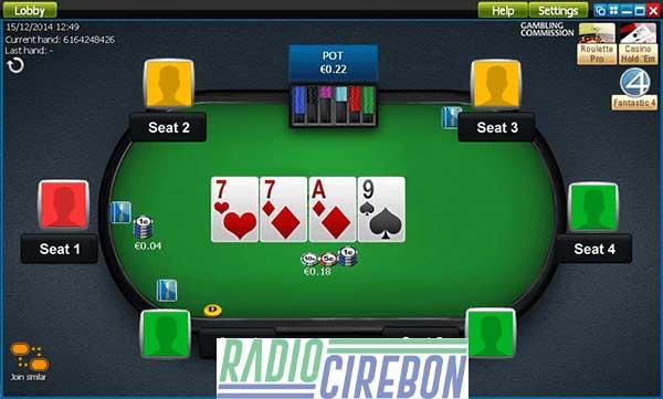 Beragam Trik Perjudian Poker Online Paling Ampuh